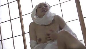 rin ogawa - erotic scene from amadera kanin shimai