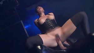 Crazy pornstar Mishka Devlin near best threesome, lashing porn movie