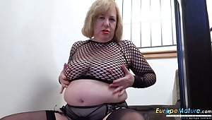 EuropeMaturE British Little one Exclusively Masturbation