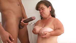 mature midget first bbc interracial lesson