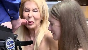 Teens caught in omnibus and big tits mom cheating Suspects