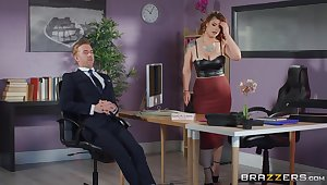 Rough sex far the unconscious of exasperation office MILF by way of a business meeting s
