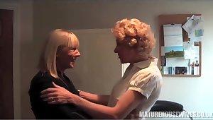Carol & Elaine Cucumber Joy